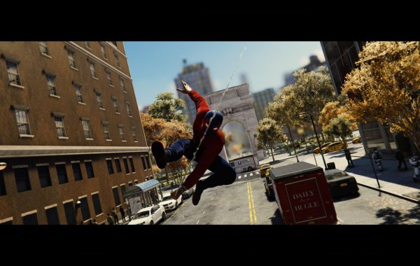 blkhertgameview spider-man ps4